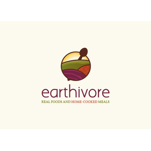 Up-and-coming Health Coach - logo for a business based around real, whole foods / cooking & nature