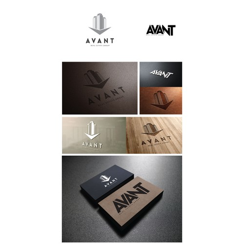 Create Logo & Business Cards for a innovative Real Estate Company!!!
