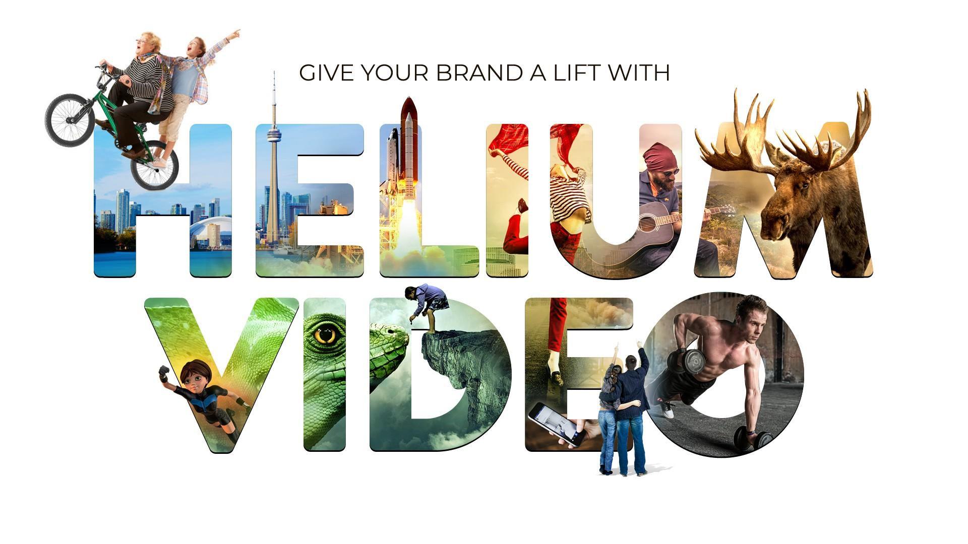 Helium Video cover artwork