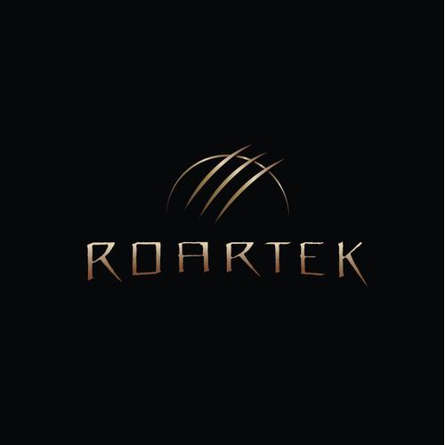 Roartek Logo Design