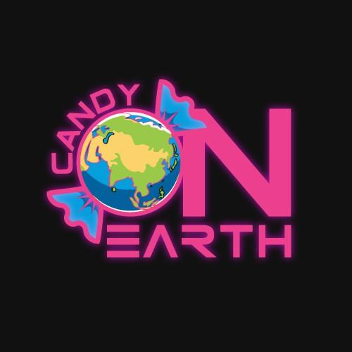 Candy company logo