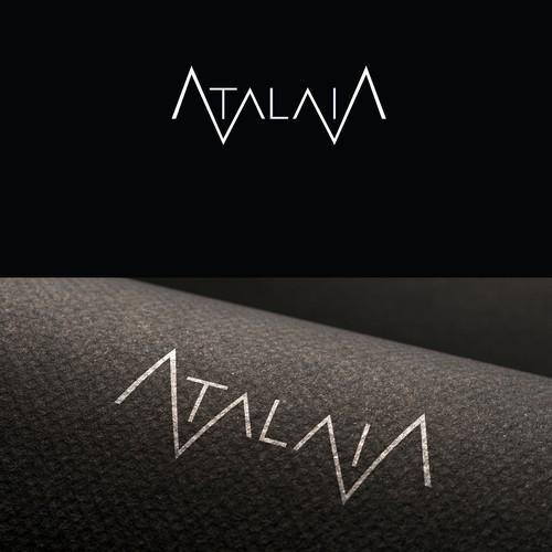 Logo for dj AtalaiA