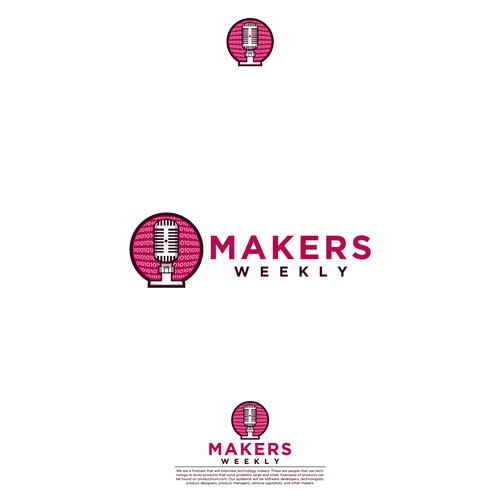 Makers Weekly Logo Proposal