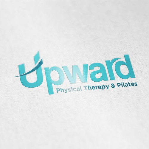 Unique logo for a Physical Therapy and Pilates Business