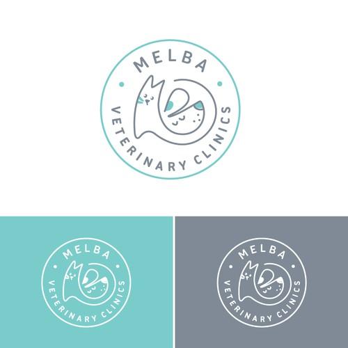 Veterinary Clinic Logo