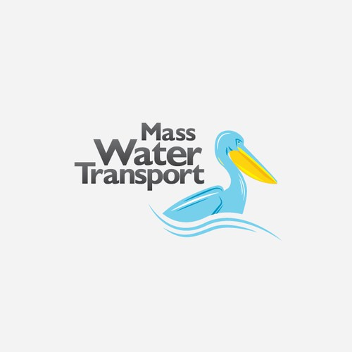 Logo concept for Mass Water Transport