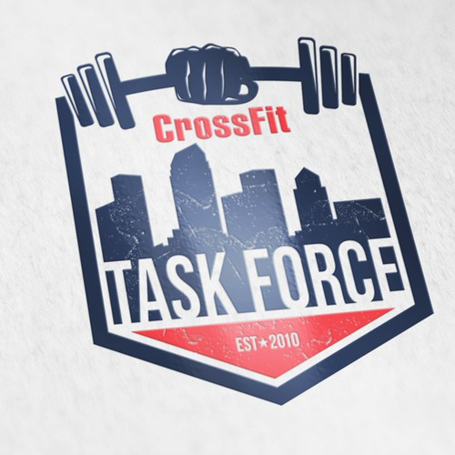 Winning entry for CrossFit Task Force