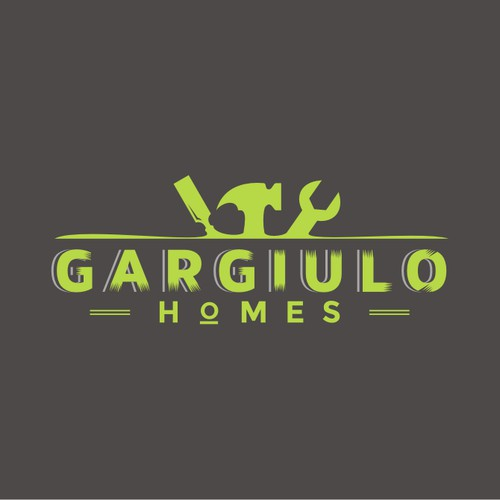 logo for gargiulo homes