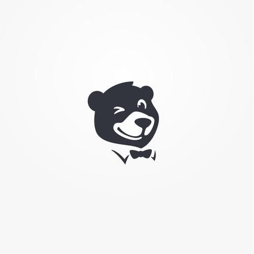 ROARR bear logo.