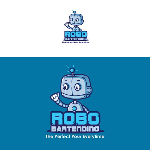 Logo for Robo Bartending