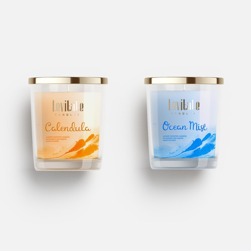 packaging for luxury scented candles