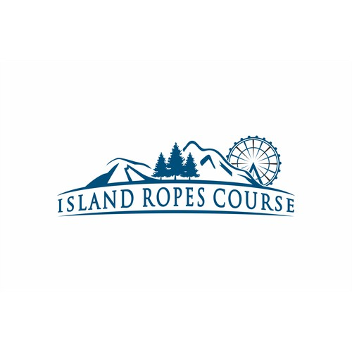 Island Ropes Course  for The Island In Pigeon Forge, TN