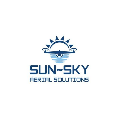 Logo Drone Service