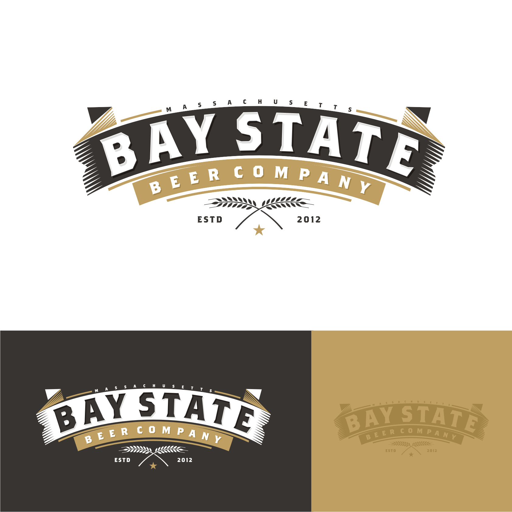 Bay State Beer Company needs a new logo
