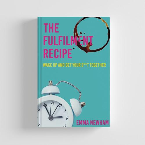 Eyecatching Book Cover Design