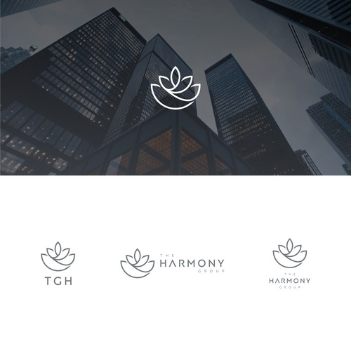 Logo for The Harmony Group