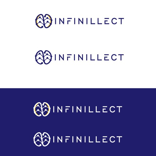 Logo design for Infinillect
