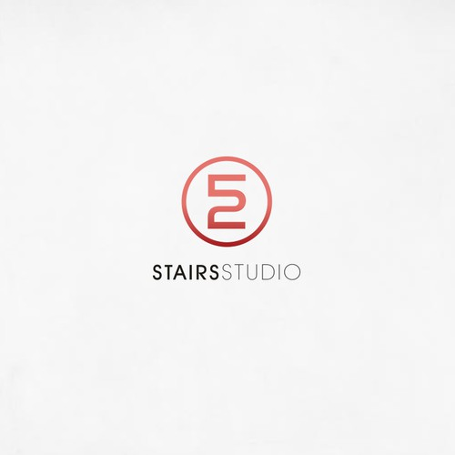 52 Stairs Studio Logo Update