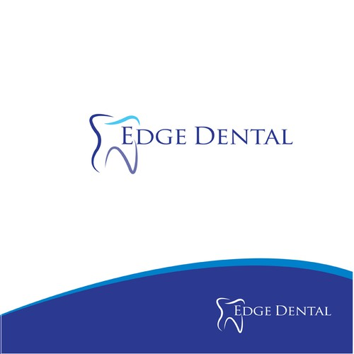 Create a bold logo for an ultramodern dental office! Edge Dental