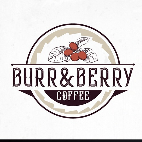 logo concept for coffee bar