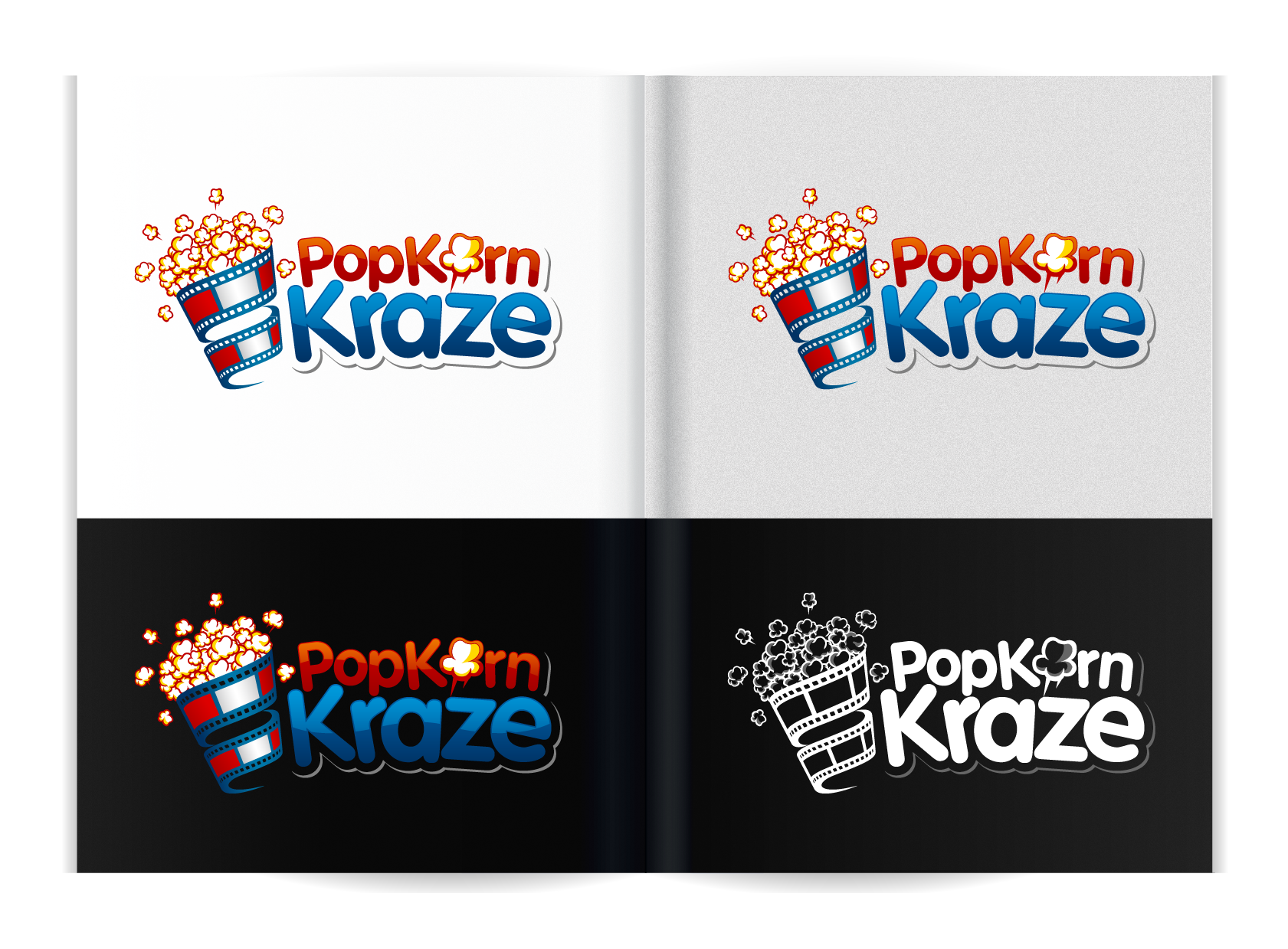 New logo wanted for PopKorn Kraze