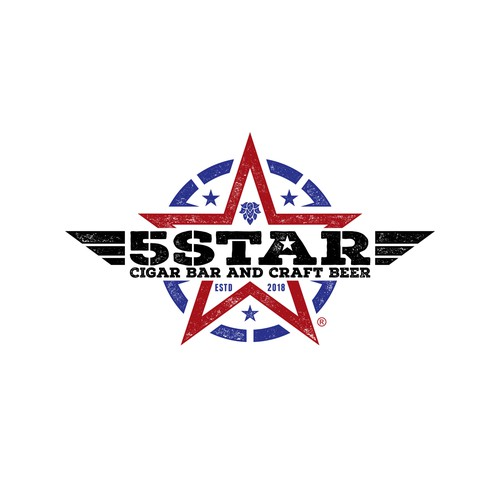 Logo design for 5Star