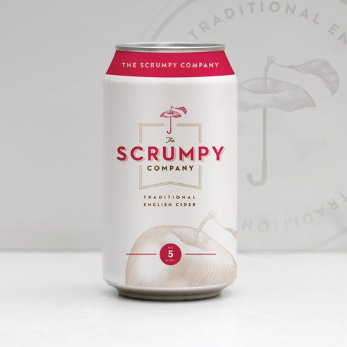 Clean and Fresh Cider Company Design
