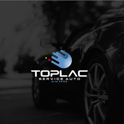 Logo for TopLac service auto