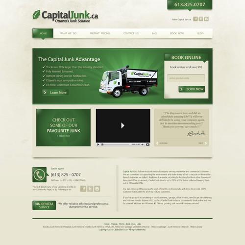 Re-Design my site ...  Be Creative ....(please)