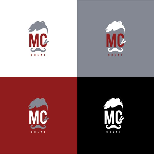 Logo Concept for a Barber shop