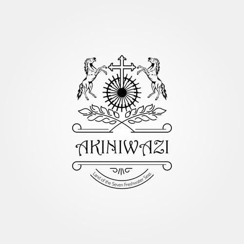 logo for akiniwazi