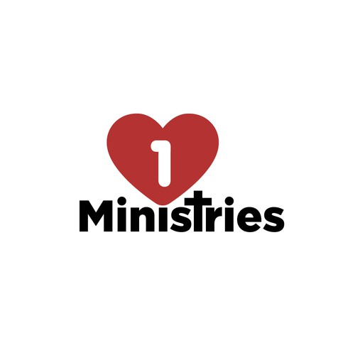 Logo concept for One Love Ministries
