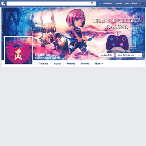 99designs Your work  Community  Help Center 13  Social Media Cover for a Gaming Organization