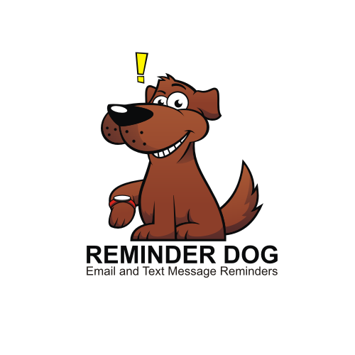 Reminder Dog needs a new logo