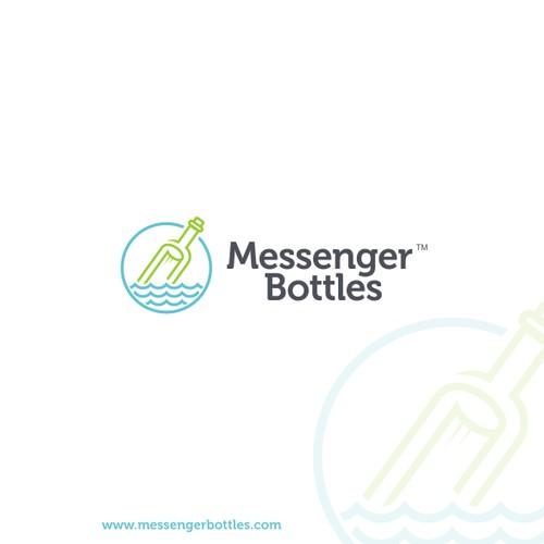 Modern Messenger bottles