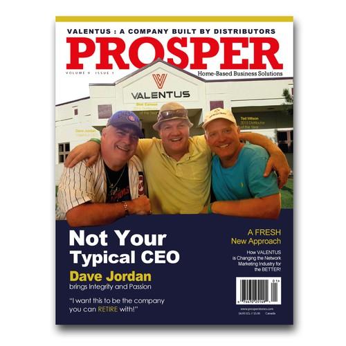 magazine prosper