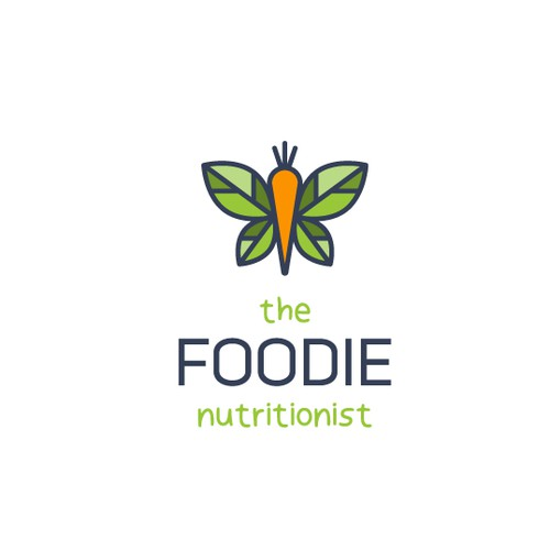 Logo for The Foodie Nutritionist