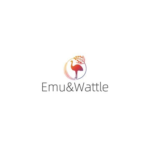 Emu & Wattle