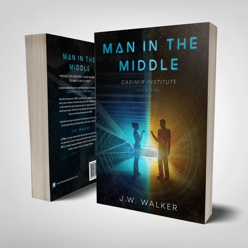 Man in the Middle - Casimir Institute Book 2