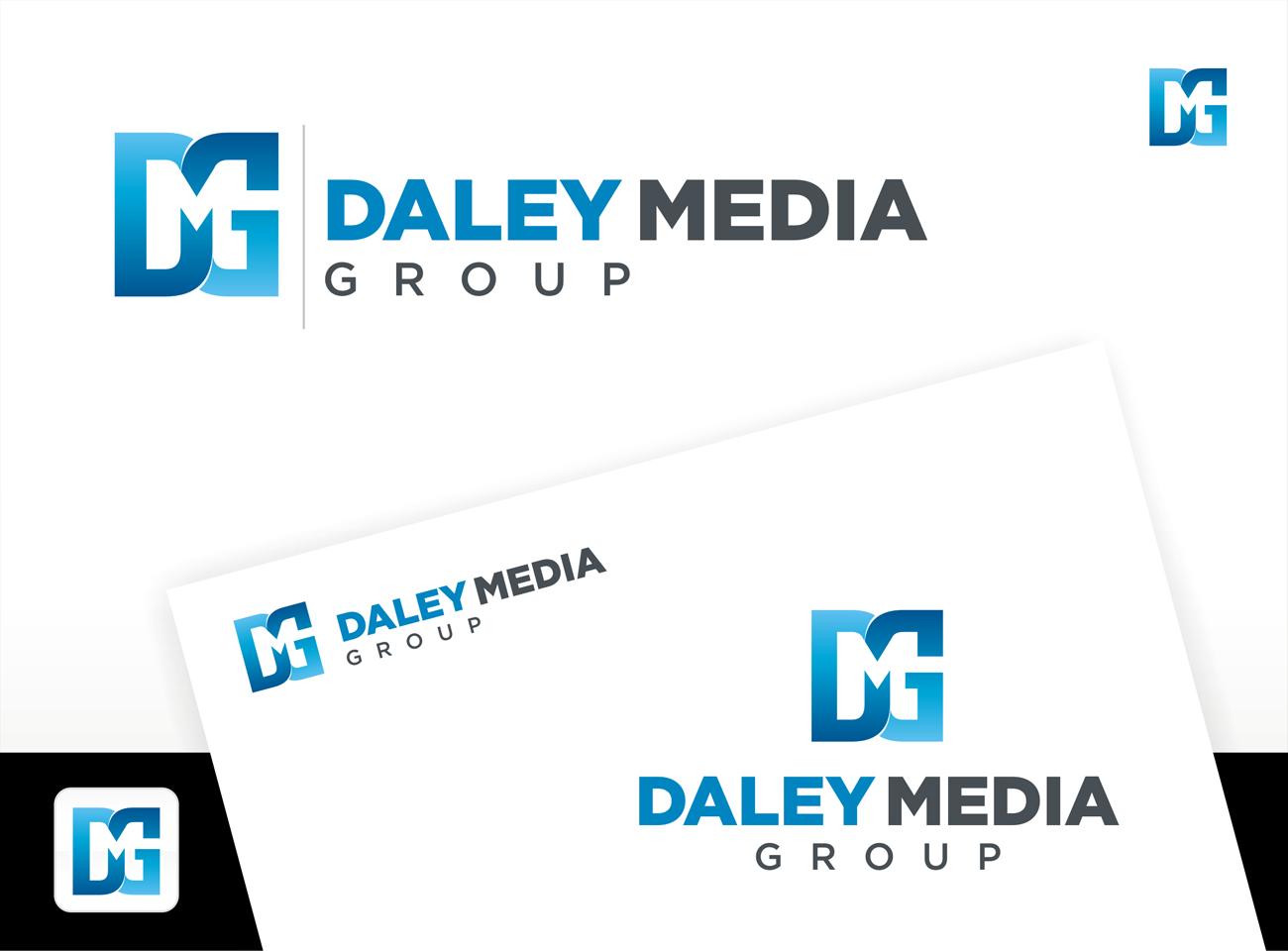DALEY MEDIA GROUP needs a new logo