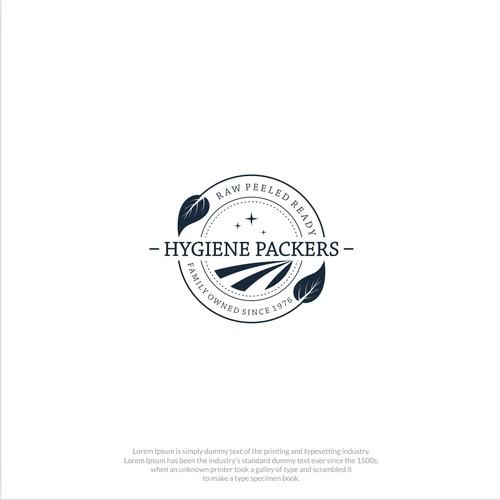 Logo Design for Hygiene Packers