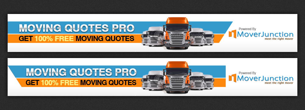 Help Moving Quotes Pro with a new banner ad