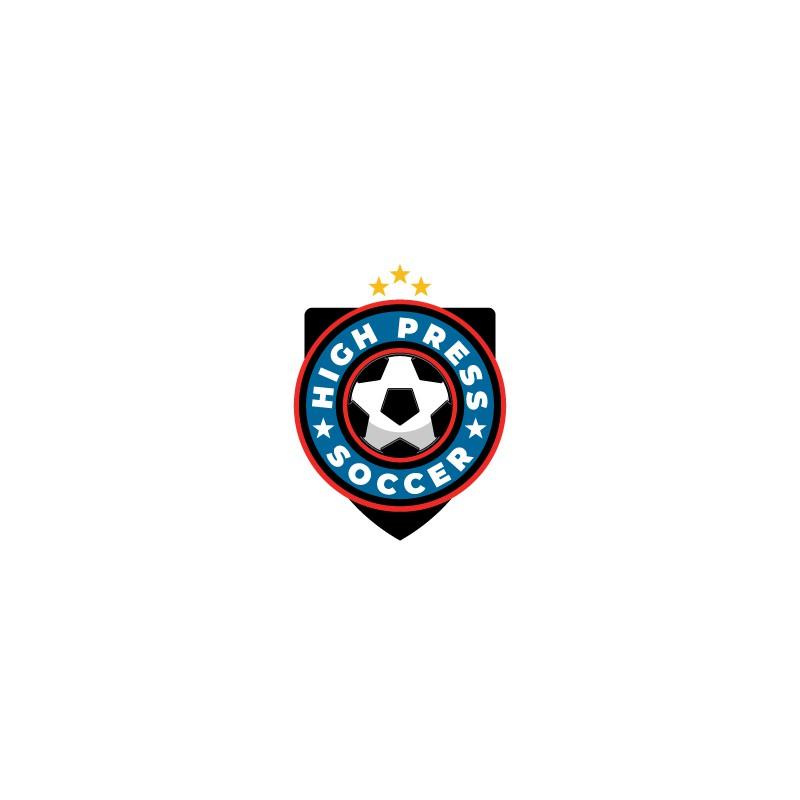 High Press Soccer Logo