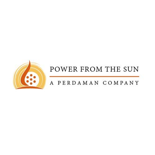 Logo for a renewable energy company