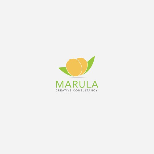 BOLD LOGO CONCEPT FOR MARULA TREE