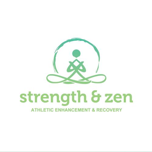 Logo concept for Yoga/Meditation design