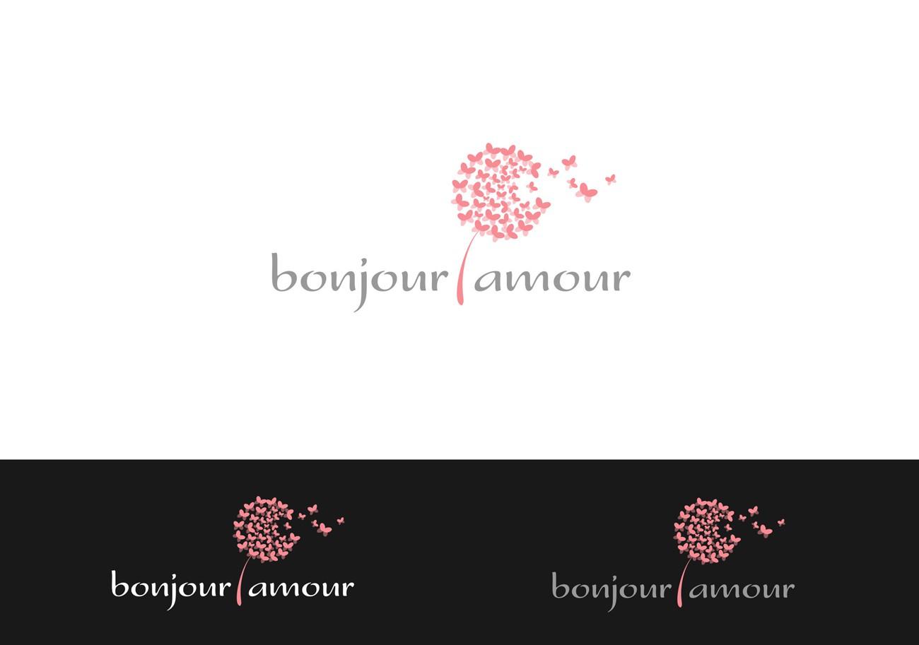 logo for Bonjour Amour