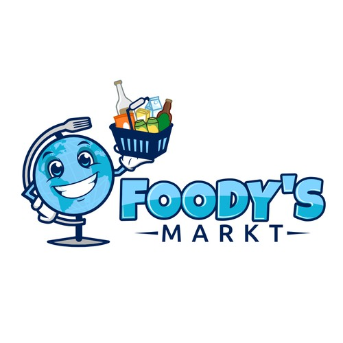 Foody's Markt logo