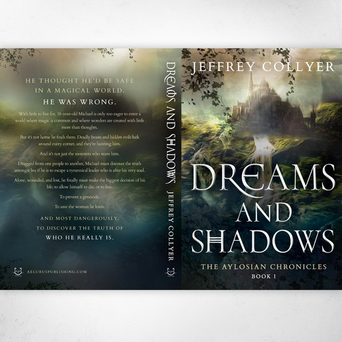 Dreams And Shadows by Jeffrey Collyer