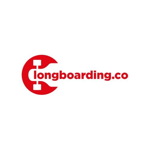 Longboarding.co magazine logo